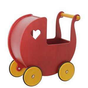 wooden doll prams