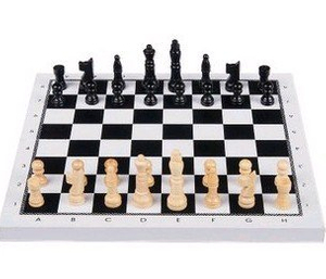 Wooden Chess Toy