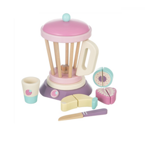 Education Juice Machine Wooden Toys