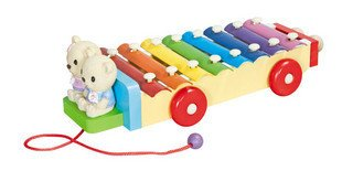Wooden Xylophone Toys for Kids (SR-008)
