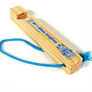 Wooden Whistle, Wooden Musical Toys