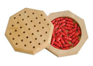 Wooden Chess Toy for Kids
