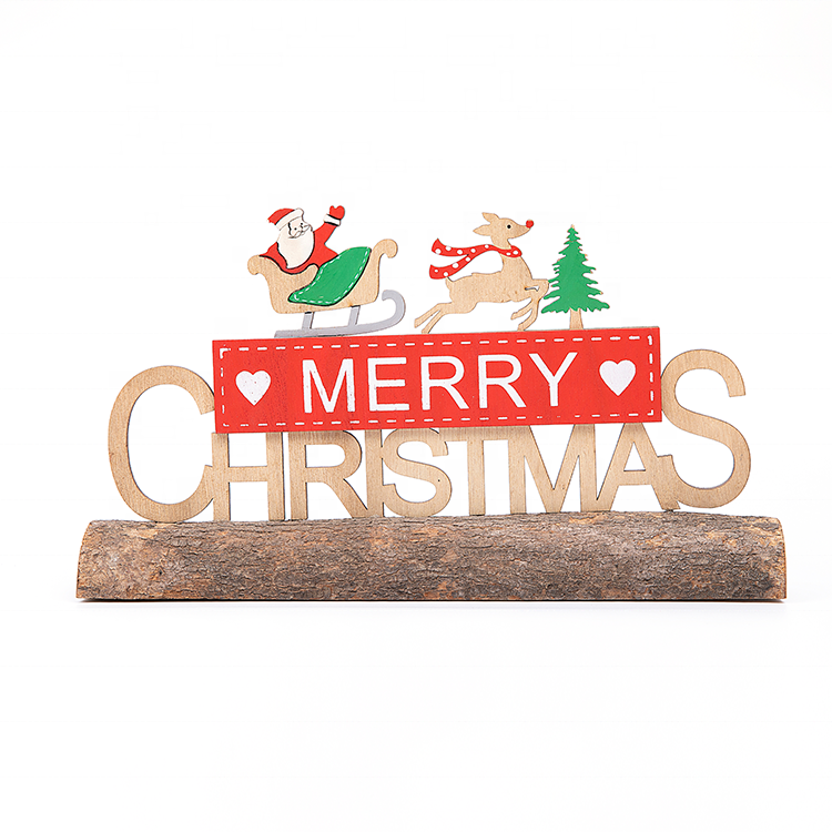 Christmas Wood Hanging Gifts