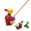 Wooden Push Pull Along Toy