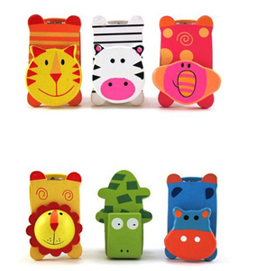 Cartoon Cute Wooden Animal Stapler