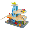 Wooden Parking Garage Toys