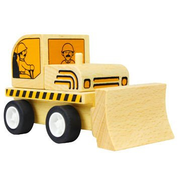 2015 new Wooden Bulldozer