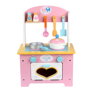 educational wooden kitchen cooking toys