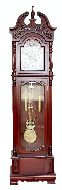 Wooden Floor Grandfather Clock