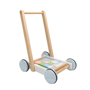 Wooden Baby Learning Walker
