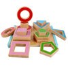 Wooden Educational Peg Puzzle Toys