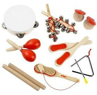 Baby Toys Wooden Musical Instruments