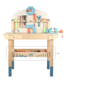 Educational Play Wooden Kids Tools Toy