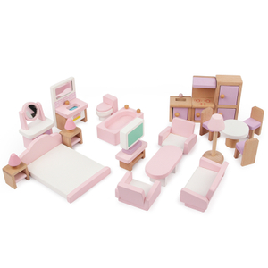 Children Small Wooden Furniture Toys