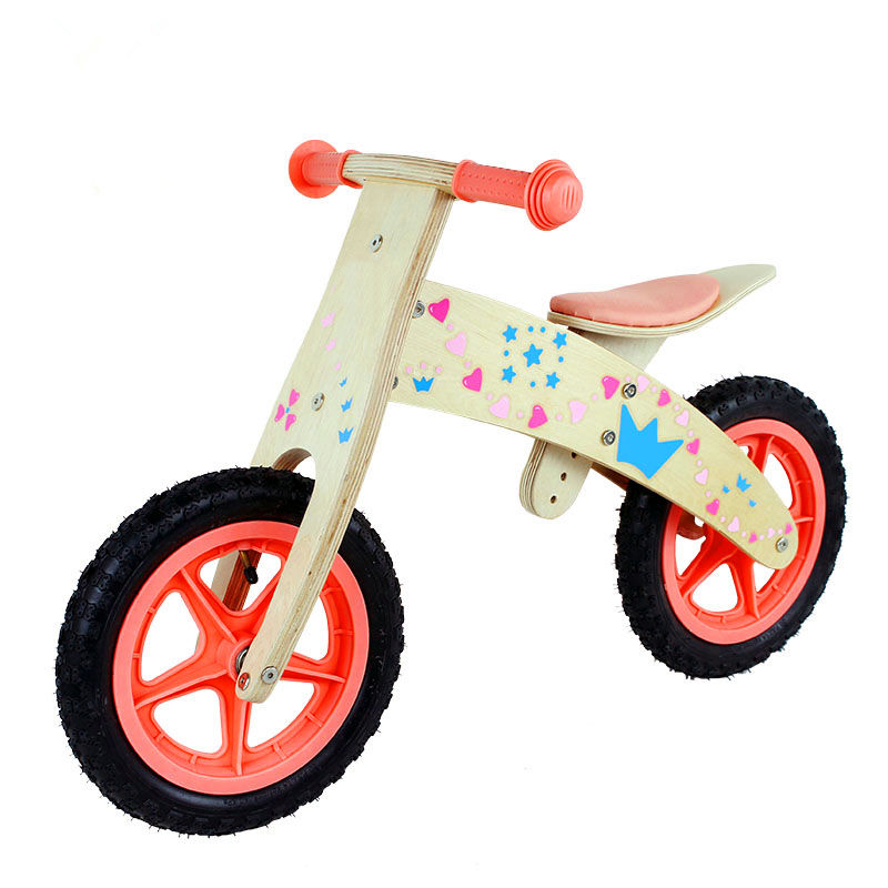 Wooden Balance Bike for Children