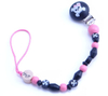 Beads Baby Gift Pacifier Clip Chain