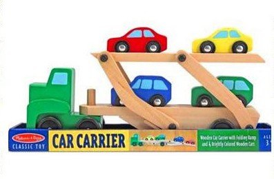 Toy Wooden Vehicle (GRR596-013)