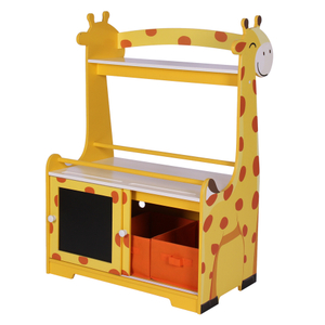 Giraffe Shape design Hanger with Toy Storage