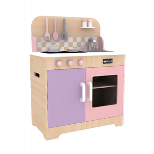 Kids Wooden Kitchen Set Toy