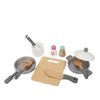 Educational Wooden Kitchen Toys