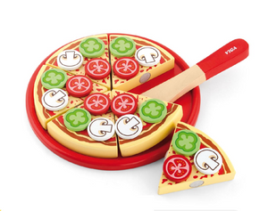 Homemade Pizza Play Food kitchen toys
