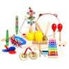 kid educational wooden music instrument toy
