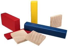 Wooden Toy Components