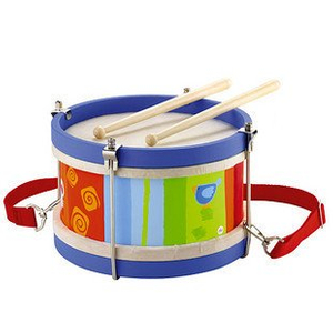Wooden Drum Toys for Children
